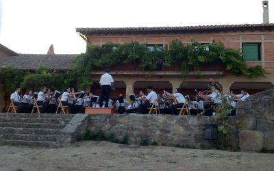 Concierto Banda en Calatañazor